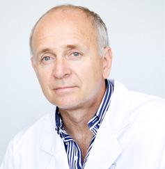 Thomas Westin. Överläkare, Docent.
