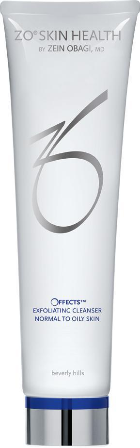 Offects Exofoliating cleanser